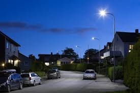Philips Lighting Western Norway Gets Connected Led Street Lighting From Philips