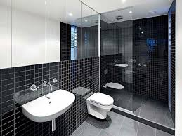 White Bathroom Decorating Ideas Inspiration 80 Black White Tile Bathroom Decorating Ideas
