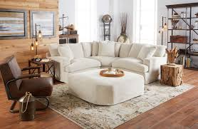furniture sofa and ottoman set by synergy home furnishings with