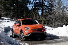 lexus ls in snow 2016 fiat 500x trekking four seasons update 3 automobile magazine