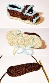 crochet baby sandals ashlee marie