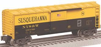 box car metropolitan division of the train collectors association