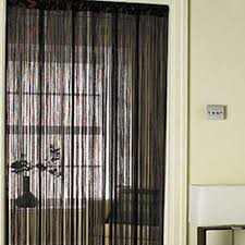 door string curtains room divider 90cm x 200cm 2 colours