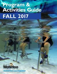 city of waterloo program u0026 activities guide fall 2017 by city of