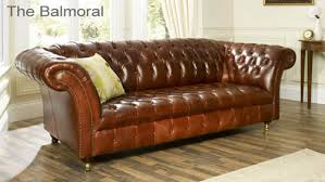 Uk Leather Sofas Aniline Leather Sofa The Sofa Collection Made Leather