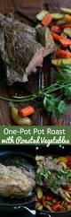 Roasted Vegetables Recipe by One Pot Pot Roast Recipe With Roasted Vegetables Cookin Canuck
