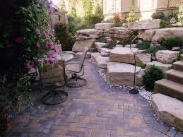 Small Backyard Rock Gardens Garden Amusing Small Backyard Ideas On A Budget Cheap Backyard