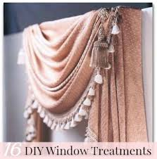 Sewing Window Treatmentscom - 16 diy window treatments how to sew curtains window sewing