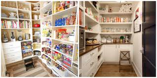 include a pantry in your kitchen renovation plans eieihome