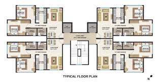 Floor Plan Of An Apartment Kumar Kul Tulip Mumbai Discuss Rate Review Comment Floor