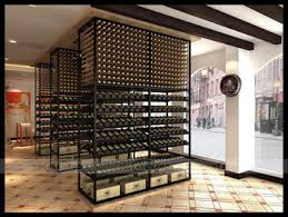 shentop stainless steel wine rack cabinet cabinet refrigerated