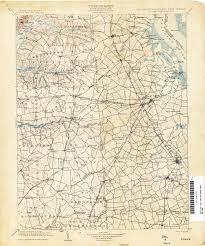 map of maryland delaware and new jersey maryland historical topographic maps perry castañeda map