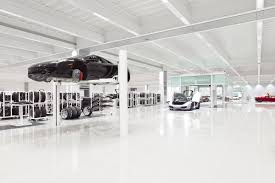 mclaren factory the cleanest place you u0027ve never heard of