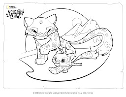 coloring pages of a jam