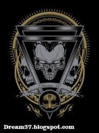 desain gambar untuk distro beli desain kaos distro murah skull dream 1o