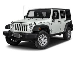 jeep rubicon white 2017 used 2017 jeep wrangler unlimited for sale raleigh nc 1c4bjwfg0hl511604