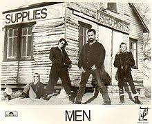 men band the men pop rock band