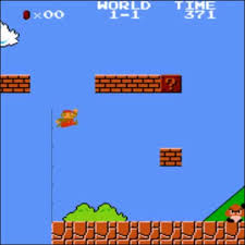 acceleration due gravity super mario brothers physics