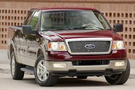 how much does a 2001 ford f150 weigh 2004 ford f 150 overview cars com
