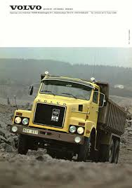 volvo trak volvo truck brochure
