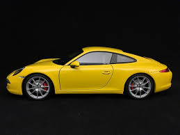 porsche 914 yellow porsche 911 carrera s 991 2015 yellow 1 18 welly map02109415