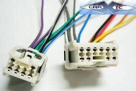 nissan xterra 02 2002 factory car stereo wiring installation