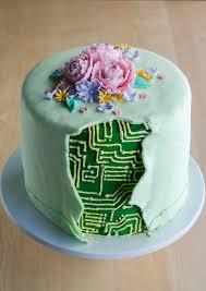 stepford wife bachelorette cyborg cake clockwork lemon