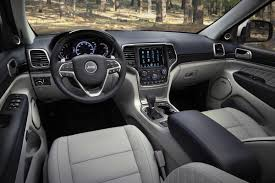 2017 jeep grand cherokee trailhawk 2017 jeep grand cherokee summit interior dashboard photos