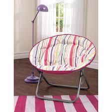 saucer chair cover shop surfer stripe saucer chair walmart
