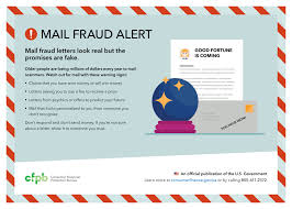 consumer fraud bureau don t let malicious mail with your consumer