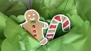 gingerbread cookie cardboard christmas ornaments diy christmas