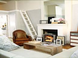dazzling small space home interior design ideas with white colored