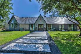 fixer upper meaning modern ranch featured on fixer upper is for sale houston chronicle