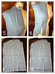 Draped Bodice Dress Draping The Basic Bodice Drafting Front Bodice Sloper