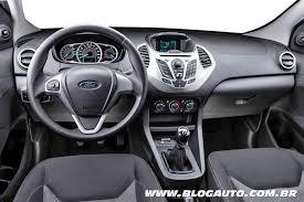 Famosos Com novo Ka 2015, Ford dá adeus aos carros pelados - BlogAuto &TT42