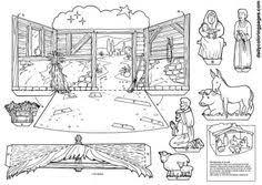 free preschool christmas crafts nativity crafts preschoolers