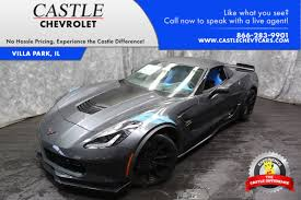 new 2017 chevrolet corvette grand sport 3lt convertible in villa