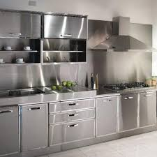 outdoor kitchen cabinets stainless steel black backsplash ideas