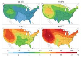 us climate map climate benefits methods of analysis climate change in
