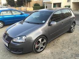 volkswagen golf 5 gti 2006 year for sale in nicosia price 8 500