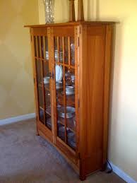 Free Woodworking Plans Bookcase by 33 Mission Style Bookcase Plans Credenza Plans Craftsman