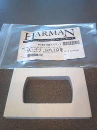 harman fireplace docking gasket seal earth sense energy systems