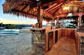 Tropical Outdoor Kitchen Designs Broward Landscape Backyard Palm Tree Landscape Design Broward