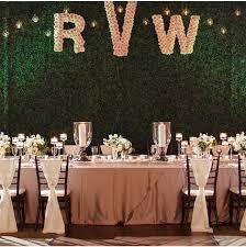 wedding backdrop monogram 68 best backdrops headtables images on table