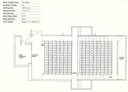 Multiplex Floor Plans How To Design Theater Seating Shown Through 21 Detailed Example
