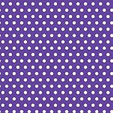 amscan classic polka dot jumbo gift wrap purple 16