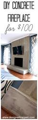 113 best fireplace idas images on pinterest concrete fireplace
