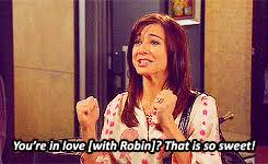 Lily Meme - 1k my edits how i met your mother robin scherbatsky barney stinson