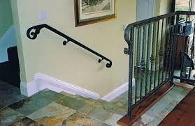 Handrails Interior Handrails Black Hawk Iron