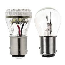 1157 led bulb dual function 25 led motorcycle bulb replacement